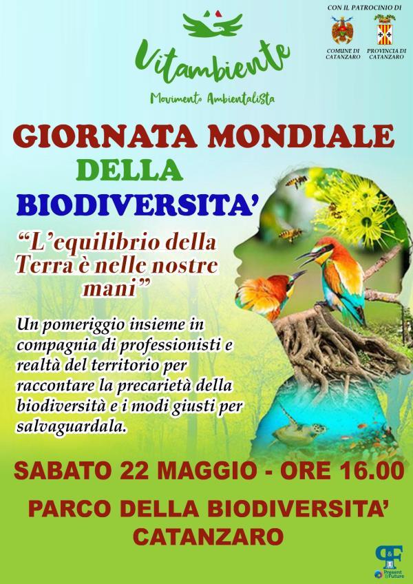 images Catanzaro. Sabato e domenica Vitambiente celebra le giornate della Biodiversità