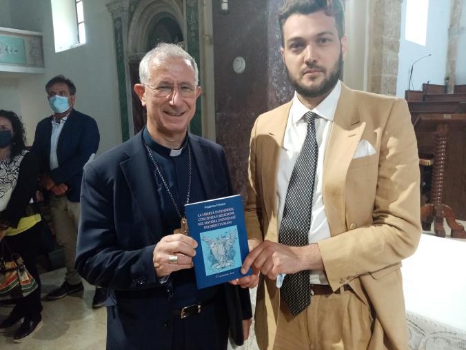 images Crotone. Libri, presentato il nuovo volume di Federico Ferraro sulle libertà e i diritti umaninell'ambito ONU e del Consiglio d'Europa