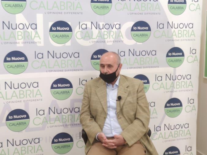 """images L'incontro. La """"vocazione"""" di Luigi Aloisio (FI): """"E' impegnativo ma mi ricandido per il quarto mandato a San Sostene"""""""