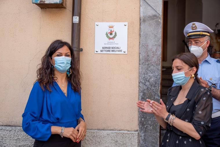 """images San Giovanni in Fiore. Comune, trasferimento settore Sociale. Succurro: """"Primo passo per rivitalizzare il centro storico"""""""