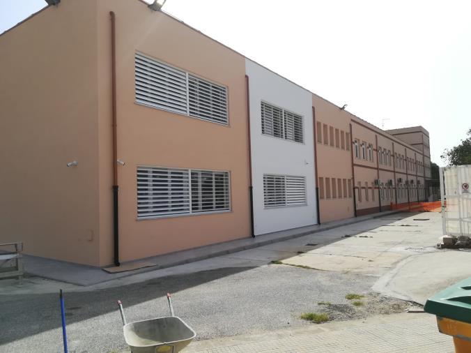 """images Catanzaro. Liceo scientifico """"Fermi"""", Abramo: """"Da lunedì nuovi spazi e laboratori didattici per gli alunni"""""""