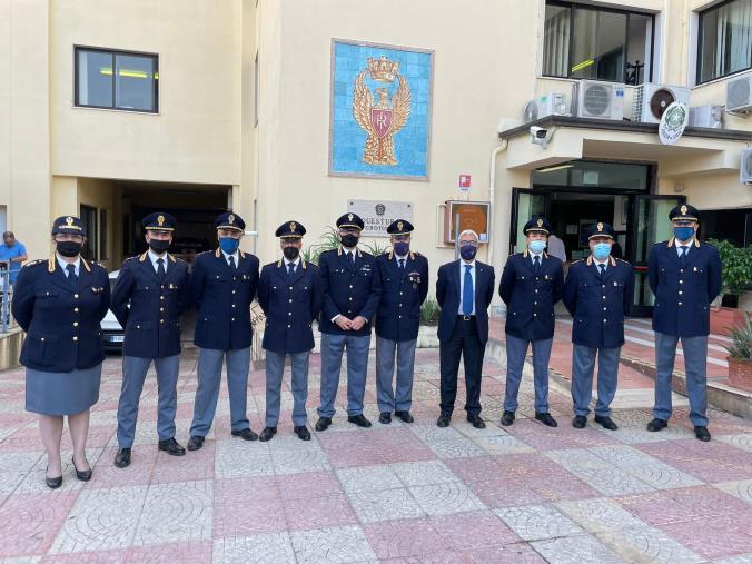 images San Michele Arcangelo Patrono della Polizia di Stato, a Crotone cerimonia solenne in suo onore