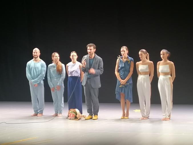 """images """"Ramificazioni"""" cambia il modo di concepire la danza con un altro spettacolo per il Festival diretto da Filippo Stabile"""