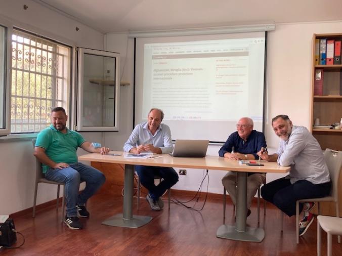 """images Catanzaro. Incontro CSV con Forum ed Enti del Terzo Settore: """"Nell'aiuto ai profughi, necessaria razionalità e interlocuzione"""""""