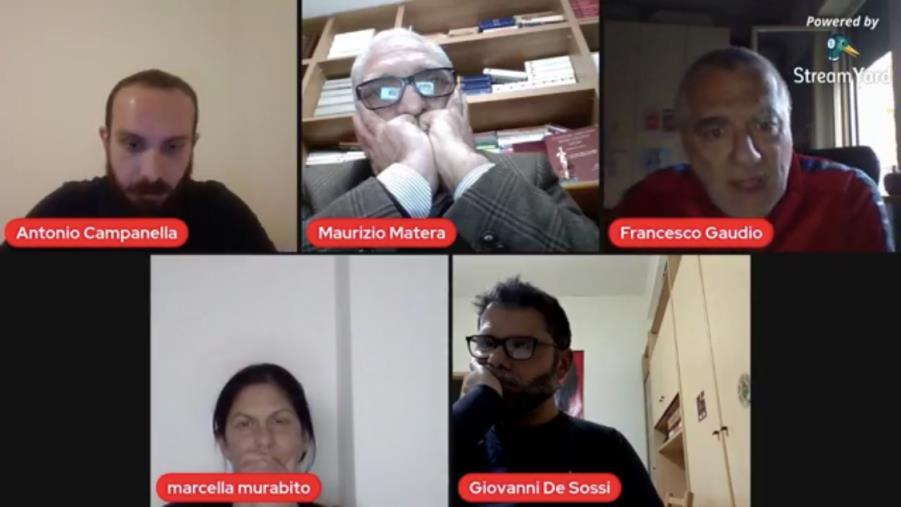 """images Gli effetti della pandemia su """"Scuola, università e ricerca"""", nell'incontro online promosso da Rifondazione comunista"""