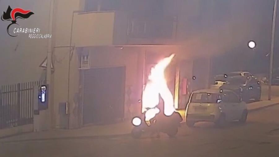 """images 'Ndrangheta, incendio al tabacchino. Saccomanno (Lega): """"Reggio Calabria merita la massima attenzione"""""""