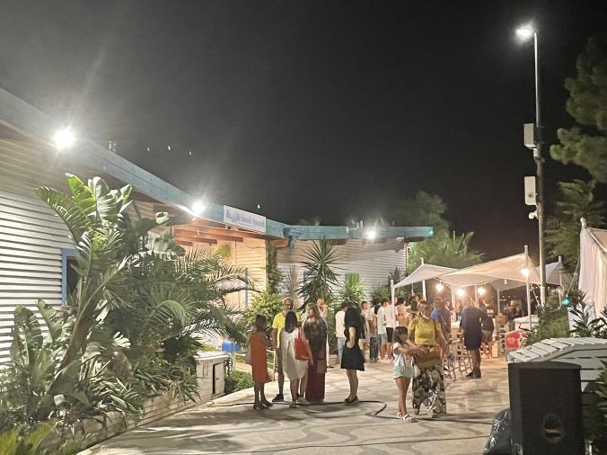 """images Montauro. Prima edizione della """"Notte Azzurra"""", Talarico (organizzatore): """"Un evento da immortalare"""""""