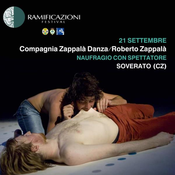 """images Spettacoli. """"Ramificazioni: il festival della danza d'autore"""", domani la prima al Teatro Comunale di Soverato"""