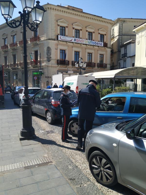 """images Coronavirus. Mauro (""""Ponte Morandi""""): """"Forte plauso alle forze dell'ordine e per chi si sta spendendo per garantirci sicurezza"""""""
