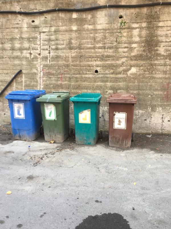 images Raccolta rifiuti conferiti illecitamente: ripulite aree a Pistoia e Aranceto