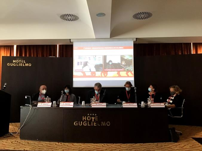 images Grande partecipazione alla prima giornata del Settimo convegno diReumatologia Pediatrica in Calabria