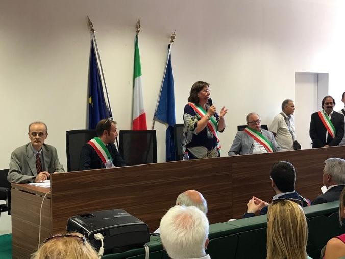 images I sindaci del Pollino a Cotticelli: «La sanità è assente» (VIDEO)