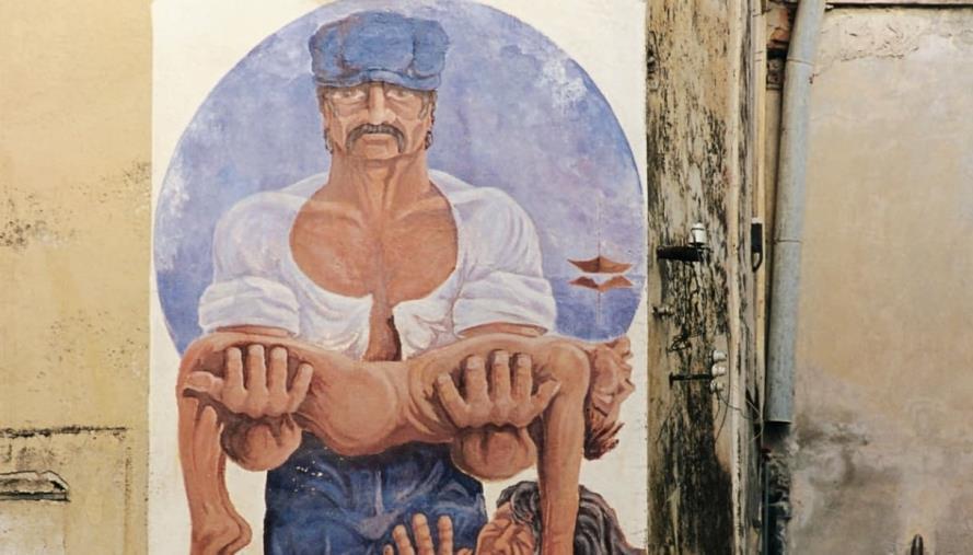 """images Diamante, al via il festival d'arte urbana """"Operazione murales"""""""