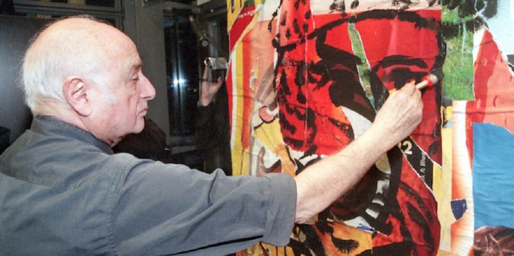"""images Truffa a """"Cesare Pozzo"""":  nel business anche la falsa vendita di due quadri di Mimmo Rotella"""