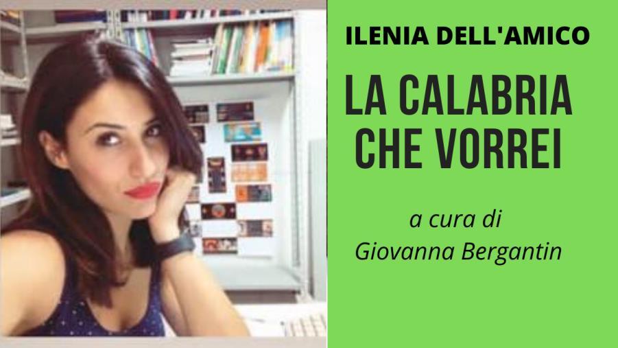 """Ilenia Dell'Amico: """"Ripartire anche dallo sport, perché è salute ma anche economia"""""""