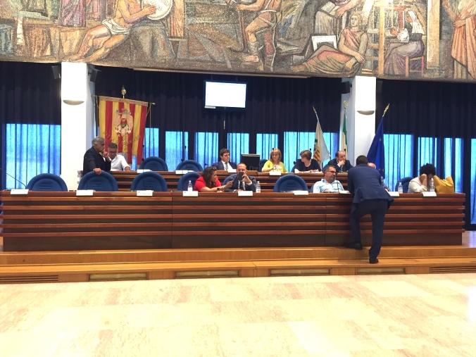 images Ritardo record in Consiglio, arriva l'assestamento di bilancio (IN AGGIORNAMENTO)