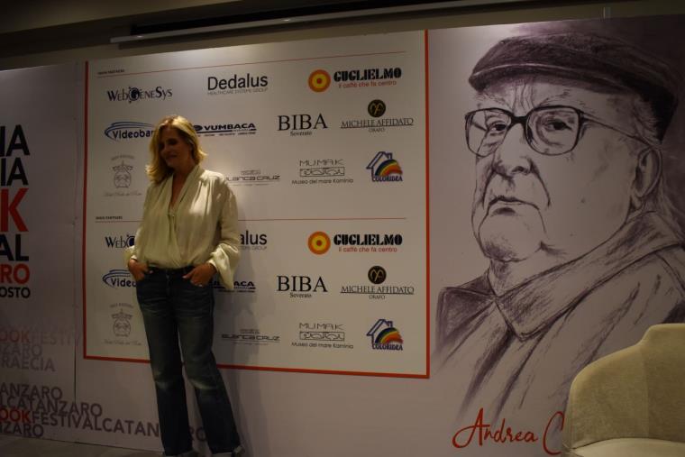 images Isabella Ferrari apre il ciclo di Masterclass del Magna Graecia Film Festival