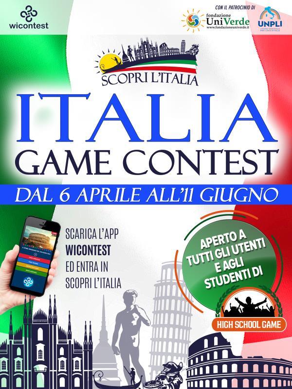 """images Viaggiare """"virtualmente"""" in tempi di pandemia? Con """"Italia Game-Contest"""" si può. Catanzaro tra le tappe"""