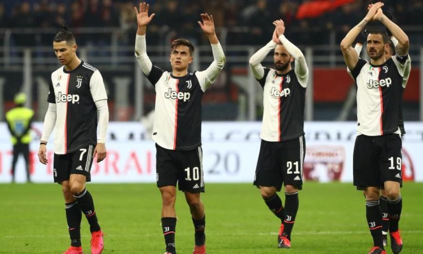 images Juve, i giocatori si tagliano lo stipendio: accordo storico
