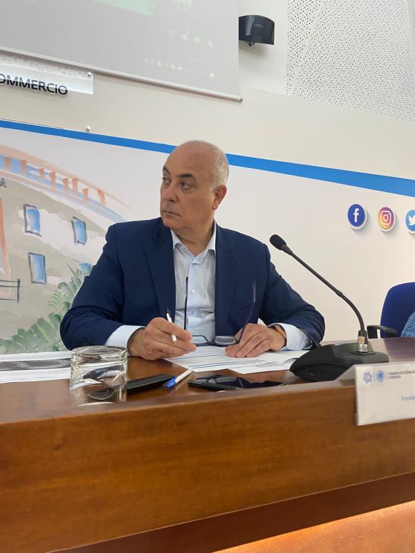 """Cosenza. In """"IGF ITALIA 2021"""" opportunità formative open badge, Algieri: """"Il dialogo fra scuole e imprese è il punto di partenza per il collocamento lavorativo dei nostri giovani e per la crescita economica"""""""