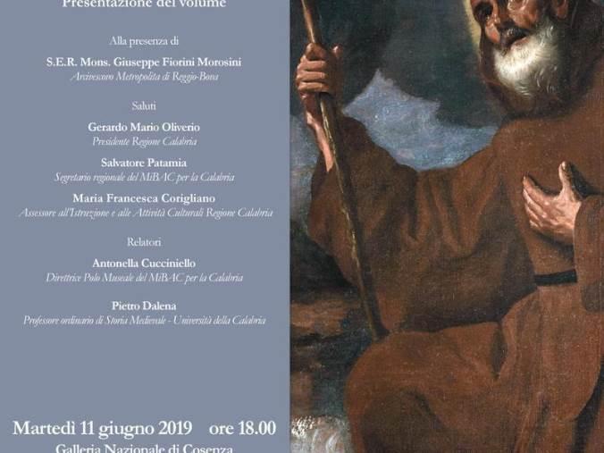 images Domani la presentazione del libro dedicato a San Francesco di Paola