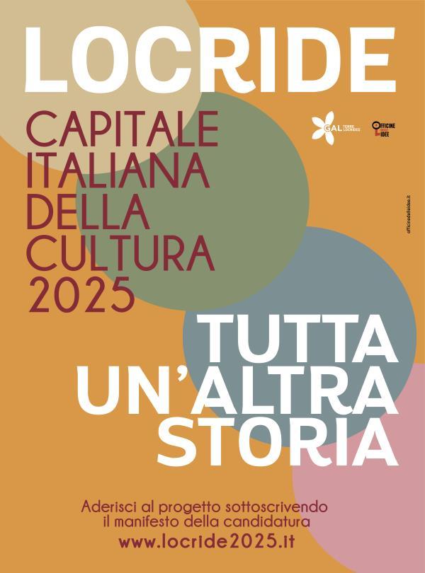 Locride capitale italiana della cultura 2025: parte la campagna