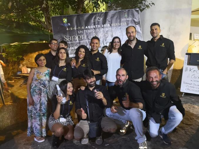 """images Sersale, successo per la XVII edizione di """"Un tempo in un borgo: Sapori & Mestieri 2019"""" (VIDEO)"""