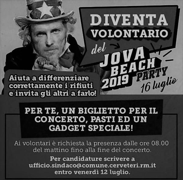 """images La nuova battaglia di Jasmine: """"Volontari sfruttati al concerto di Jovanotti"""""""