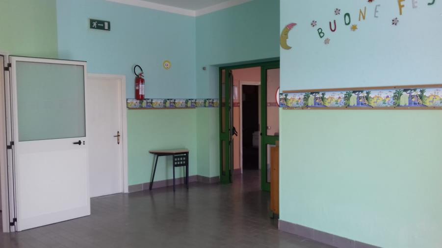 images Conclusi i lavori di riqualificazione della Scuola del'Infanzia della frazione Eianina del Comune di Frascineto