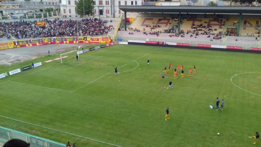 images Coppa Italia, il Catanzaro batte la Casertana 4 a 1