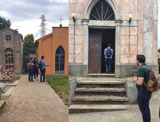 images La commovente storia di Moshe raccontata da due lontani nipoti ritornati a Girifalco per ricordarlo