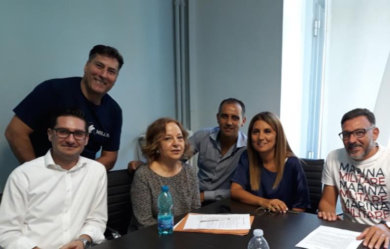 images Lamezia Terme, incontro del Coordinamento sanità con i vertici dell'Asp
