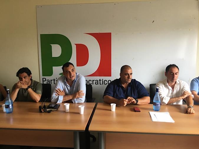 images Lamezia Terme, il Pd si presenta: un fronte democratico con liste pulite per rilanciare la città