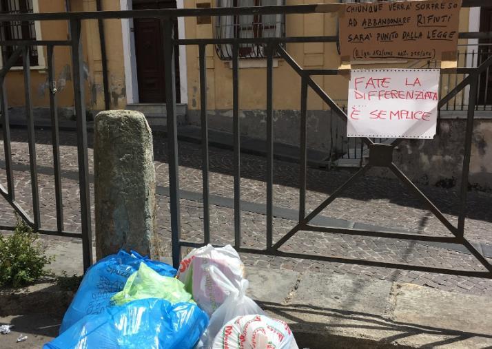 "images Lamezia Terme, i ""cittadini fai da te"" contro l'abbandono dei rifiuti"