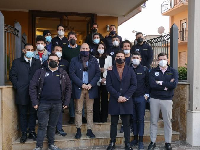"""images """"Ponte sul Futuro"""". Incontro di Lega giovani Calabria a Villa San Giovanni sull'infrastruttura sullo Stretto"""