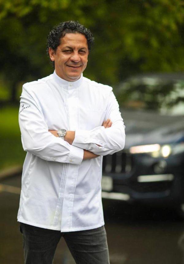 images Onorificenza al merito per lo chef Francesco Mazzei