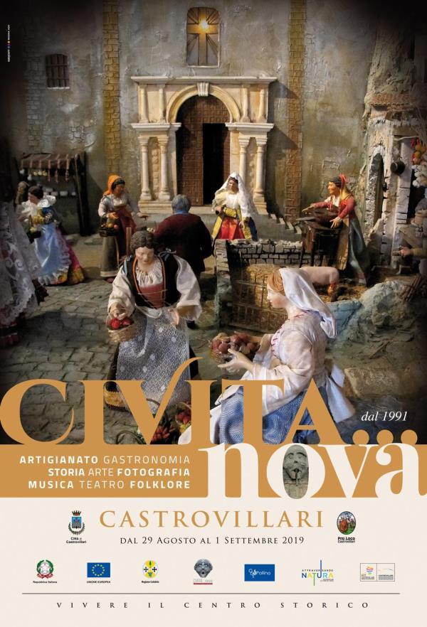 """images Dal 29 agosto al 1 settembre """"Civita...nova"""" apre le porte del borgo antico"""