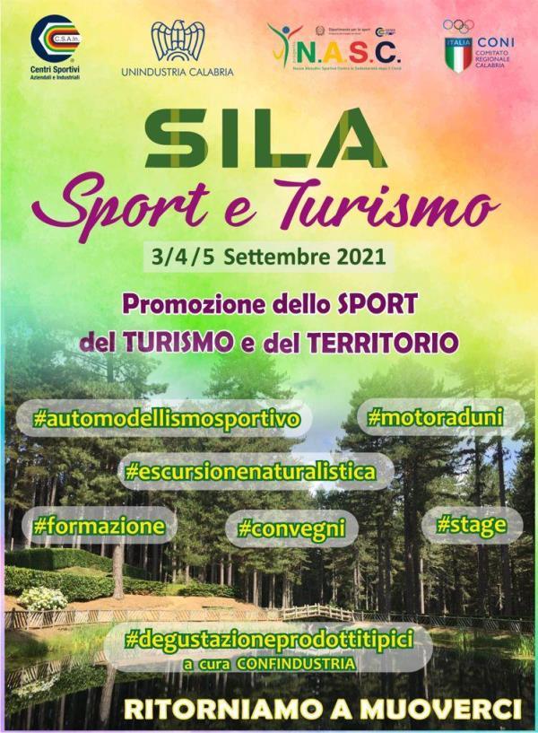 """images Catanzaro. """"Sila, sport e turismo"""": mercoledì sarà presentata la manifestazione promossa da Unindustria Calabria"""
