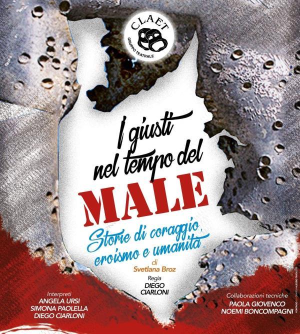 """images Vacantiandu. Le Marche al Gran Premio Teatro Amatoriale Italiano con la commedia """"I giusti nel tempo del male """""""