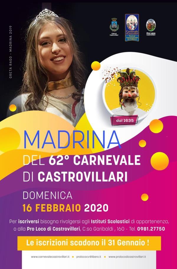 images Proseguono i preparativi per la 62° edizione del Carnevale di Castrovillari