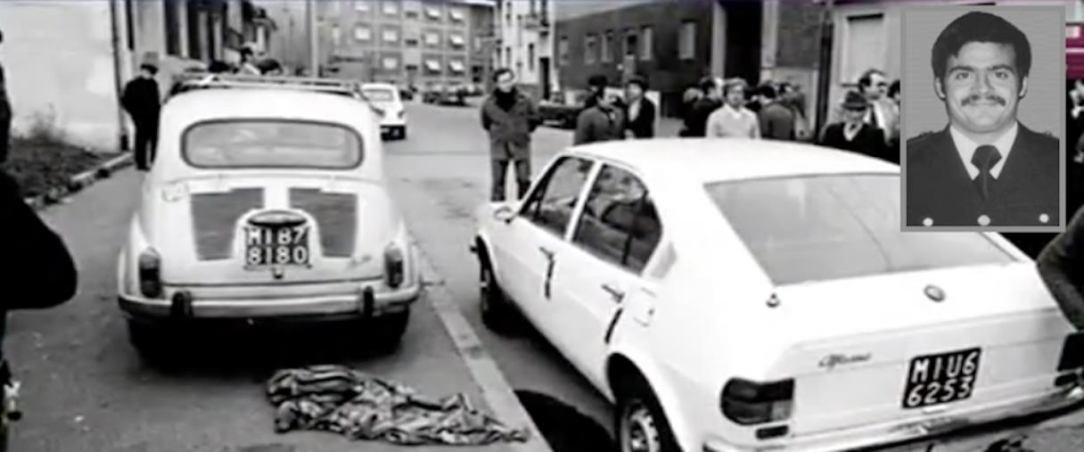 Sant'Andrea. La Polizia di Stato ricorda l'agente Andrea Campagna, vittima degli anni di piombo