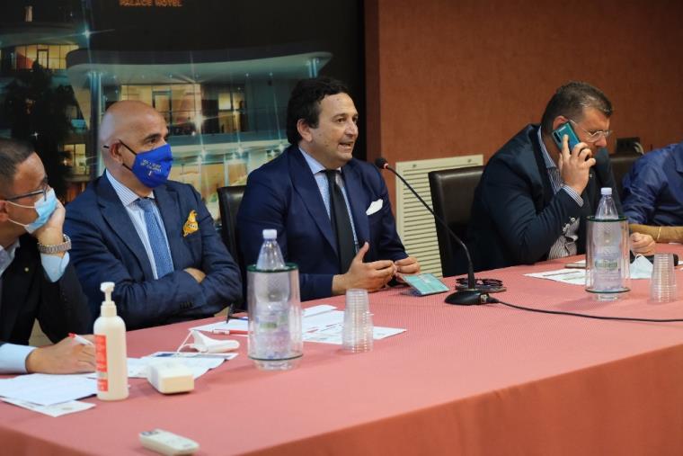 """Amantea. Sblocco licenziamenti, in Calabria rischio mitigato. Orsomarso: """"Grazie a sostegno ad imprese e lavoratori"""""""