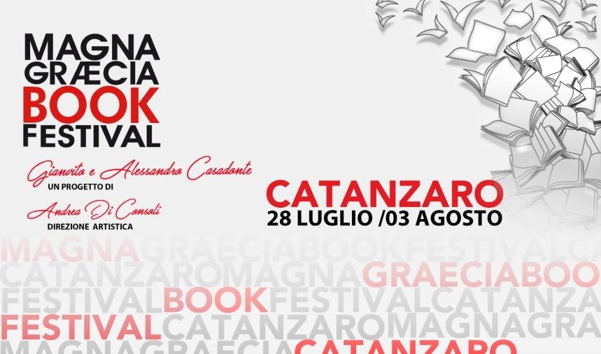 images Dal 28 luglio al 3 agosto, la I edizione del Magna Graecia Book Festival