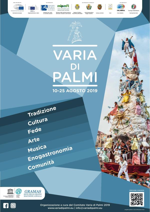images Domani parte la XXX edizione della Varia di Palmi durerà fino al 24 agosto