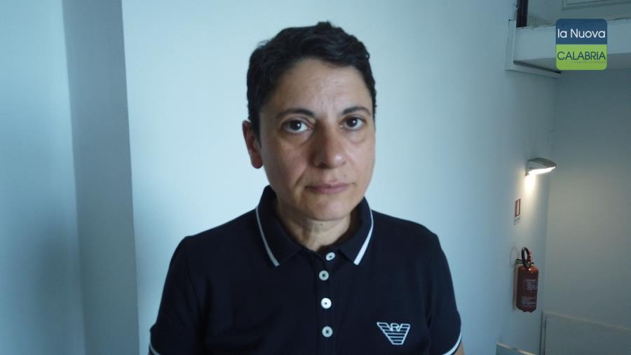 """images Manuela Costanzo: """"Seguiremo le indicazioni di Tallini. Per noi il candidato presidente è Mario Occhiuto"""""""