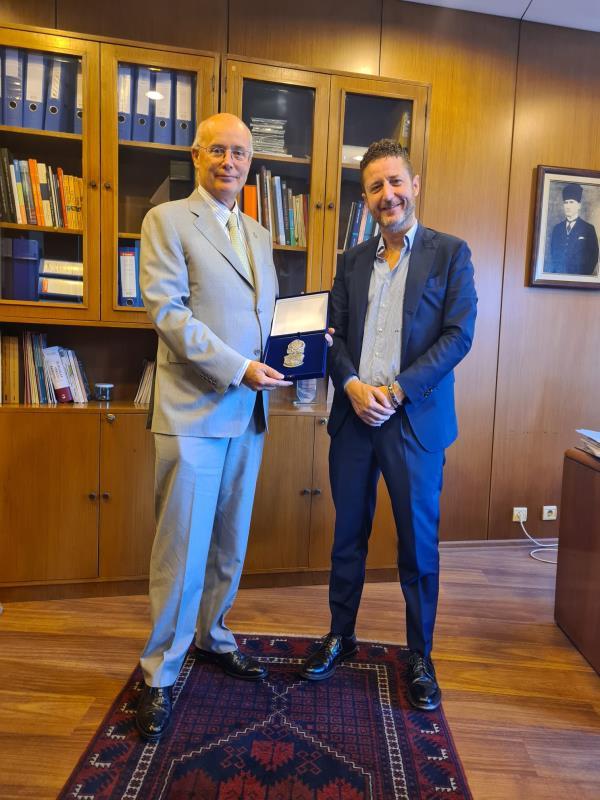 images Internazionalizzazione, la Camera di Commercio di Catanzaro guarda anche alla Turchia