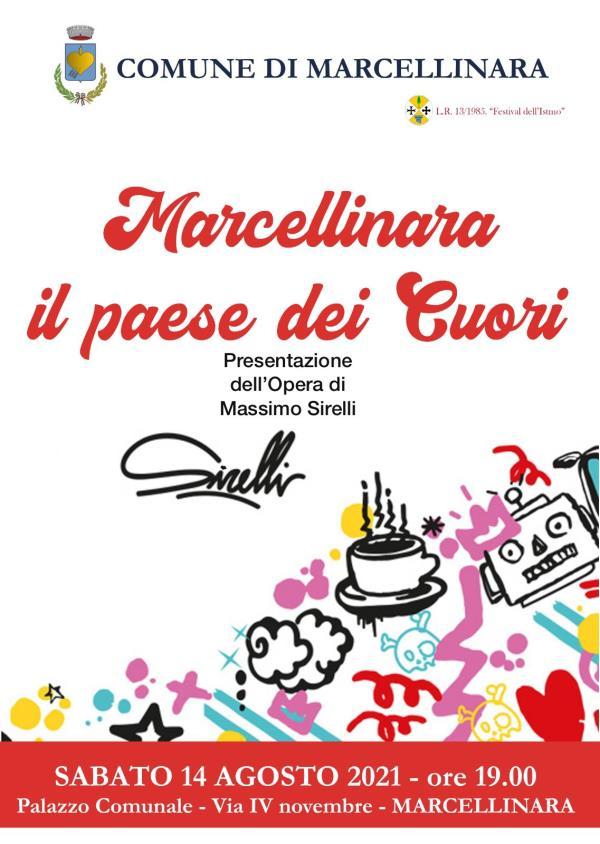images Domani a Marcellinara la presentazione della nuova opera di Massimo Sirelli