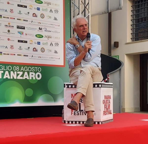 images MGFF. Il ricordo di Libero De Rienzo nella masterclass con Marco Risi