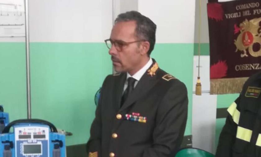 images Corruzione, scatta il sequestro di beni all'ex comandante provinciale dei Vigili del fuoco di Cosenza