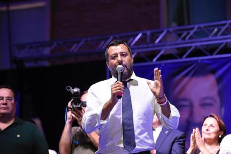 images Soverato, il comizio di Salvini si terrà nei pressi della Summer Arena